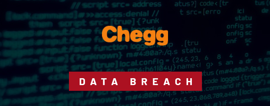 DATA LEAK: Chegg