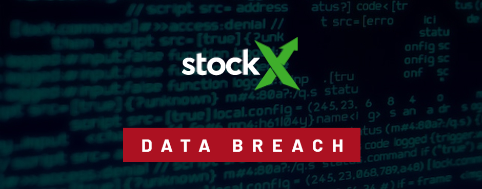 DATA LEAK: StockX